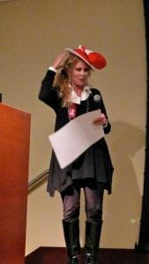 Lee-Fullbright-receiving-her-Geisel-Award